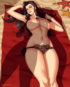 Last one for the day. Asami Sato