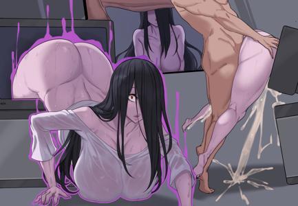 I want to be cursed by Sadako