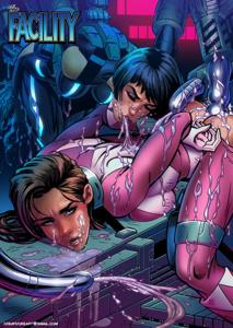 Kimberly Hart takes it like a Champ  by Creativore
