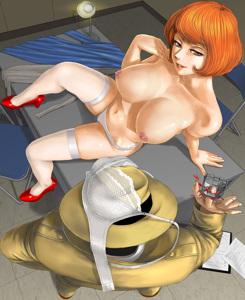 Fujiko Mine Deploys her Booby Trap!