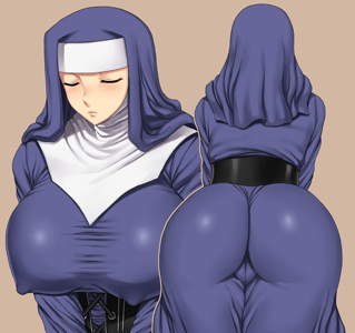 Anonym's Uniform is a bit Tight...