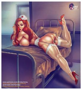 Nurse Jessica, Making Her Rounds