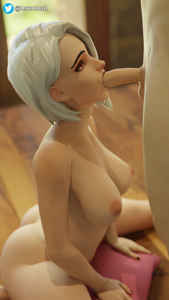 Ashe is a good girl