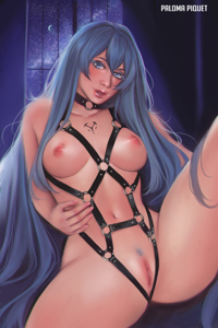 Esdeath Wonderfully Displayed