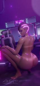 Sombra's Thick Ass
