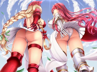 Athena and Alexiel