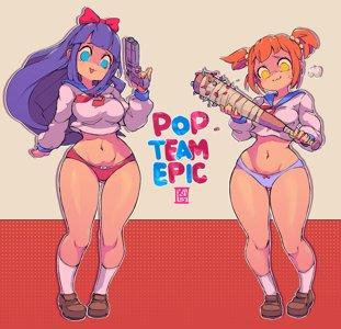 Pipimi, Popuko - So, we found the pervert!