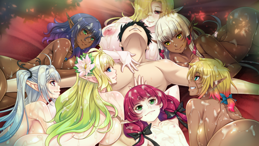 Greatest harem hentai comes to an end at last, and man what an end it was....