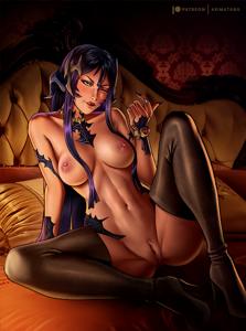Xaela Demon Girl