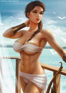 Kassandra the Eagle Bearer