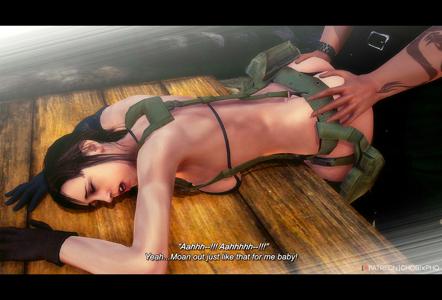 Quiet Fucked during Interrogation