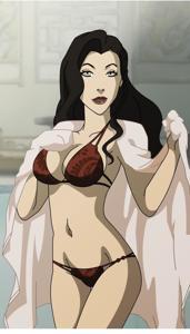 Asami from Avatar