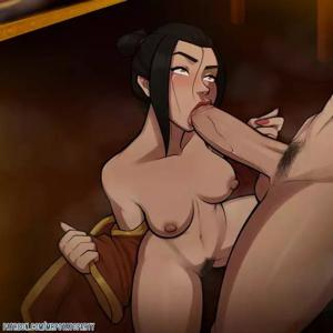 Princess Azula bj