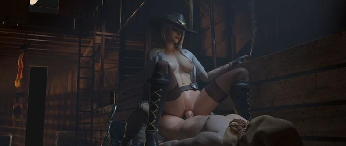 Ashe rides her victim