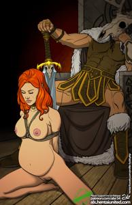 Red Sonja Tamed & Bred