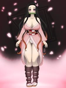 Good Demon , Best Demon , Nezuko