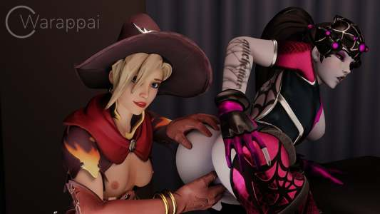 Witch mercy and Widow