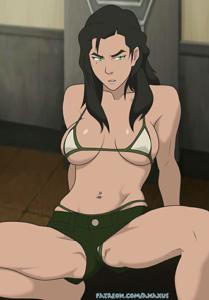 I've always had a thing for Kuvira