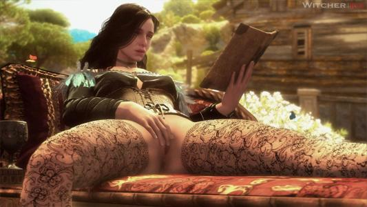 Yennefer - Lazy afternoon in Corvo Bianco