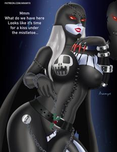 LadyDevimon's christmas proposal