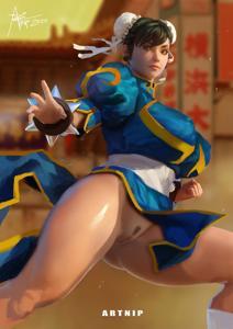 Chun-Li my hero