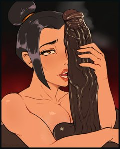 Azula craves BBC