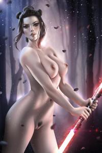 Sexy Sith Rey