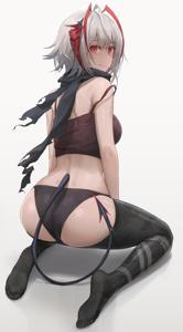 W booty
