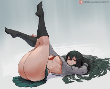Asui Tsuyu wanna have it in missionary