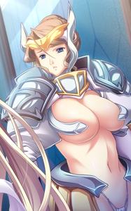 Claudia Levantine's beautiful armor