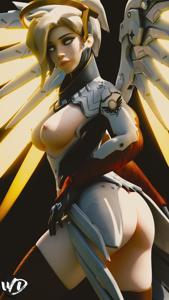 Amazing view of Mercy