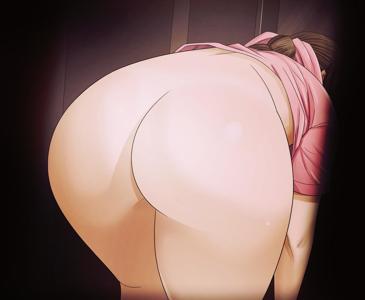 Aerith Gainsborough's Ass