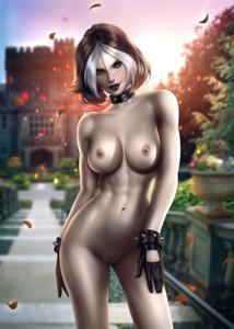 Rogue is one dangerous temptress