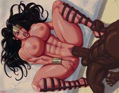 Wonder Woman The Amazing Amazon & The New Batman Tim Fox