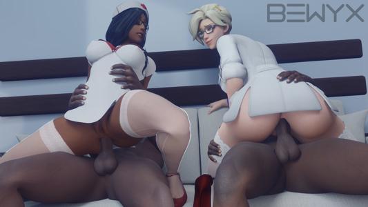 Dr. Mercy & Nurse Ana's Sexual Healing Procedure
