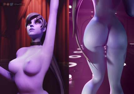 Widowmaker, theatrical beauty.