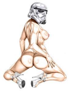Naked Stormtrooper 3