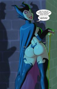 """Maleficent's """"persuasion"""""""