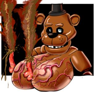 Classified Freddy Fazbear MK2 prototype leaked!