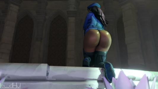 Ana Amari Booty