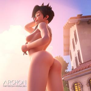 The sun sets on Tracer