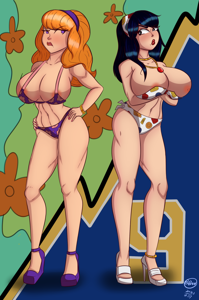 Daphne and Veronica