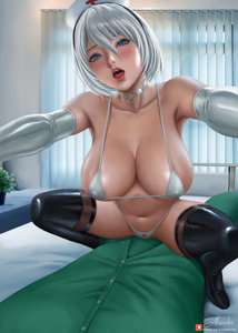 2B would probably be a great nurse
