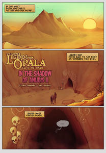 Tales of Osira: In the Shadow of Anubis II