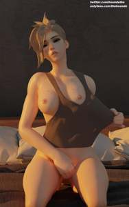 Mercy gets hot