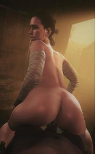 Rey riding dick