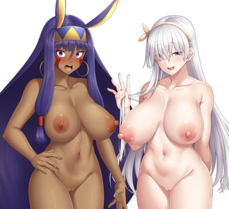 Nitocris And Anastasia Want You To Pick