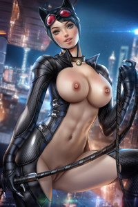 Catwoman -  -