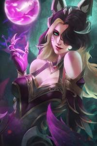 Coven Ahri  by MonoriRogue