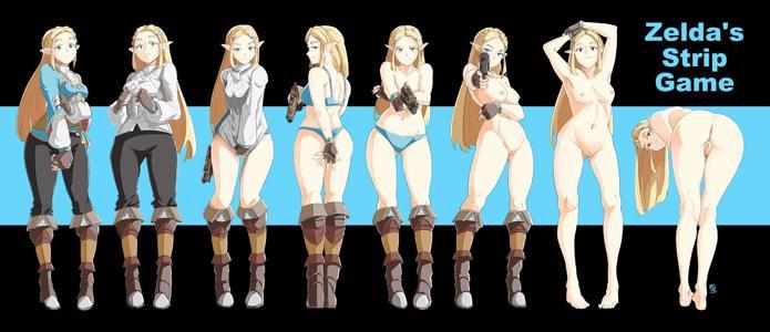 Zelda strips for you